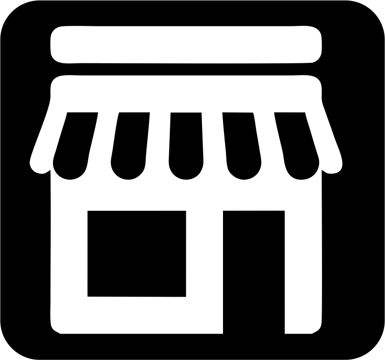 icon depicting a retail store