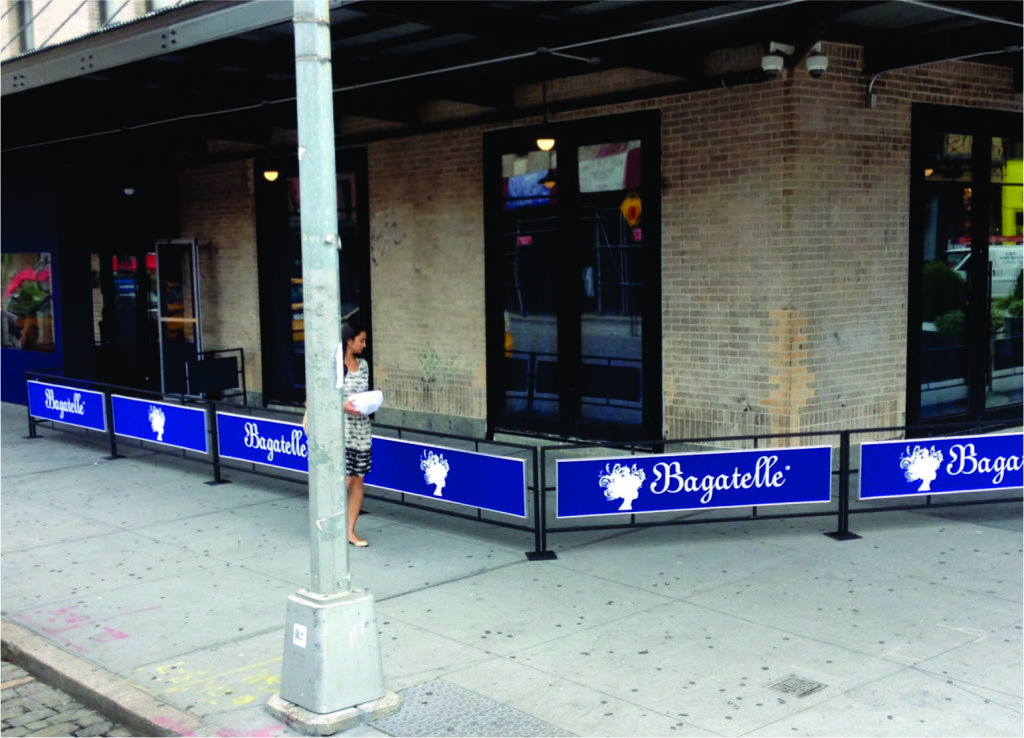 Event Barricades | New York City Sidewalk Barriers